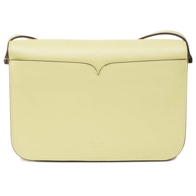 Borsa KATE SPADE - Nicola Twist Medium Shoulder Bag PXRUA167 Lemon Sorbe 735U - Borse a tracolla - Borse