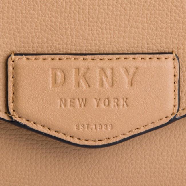Borsa DKNY - Sullivan Cbdy Wallet R8458945 Latte LAT - Borse a tracolla - Borse