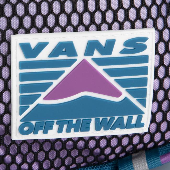 Marsupio da uomo VANS - Aliso II Hip Pa VN0A3I6C9E11 Turkish Tile - Donna - Borse per adolescenti - Pelletteria - Accessori