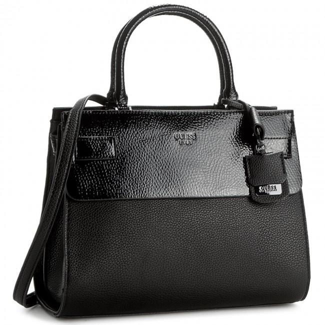 Borsa GUESS Cate Croc Handbag HWVG62 16060 BLA