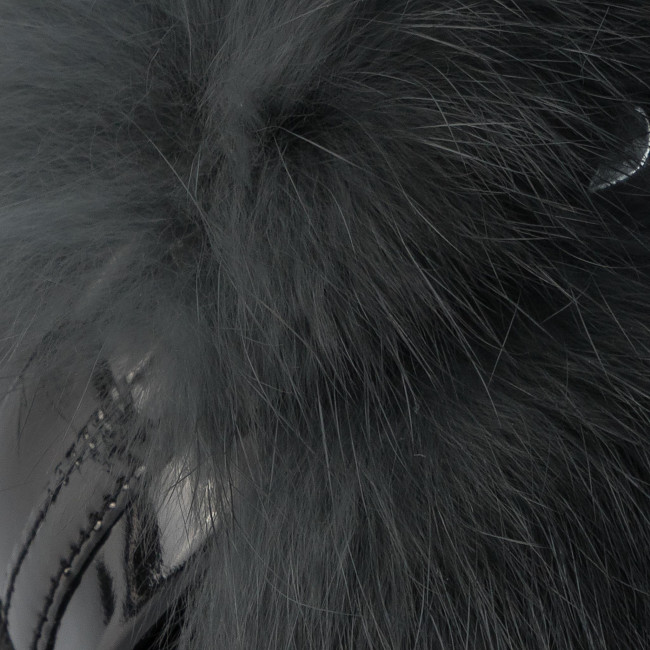 Scarpe Basse Gino Rossi - Rst-trik-02 Black Donna