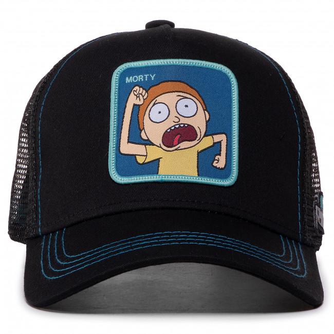 Cappello con visiera CAPSLAB - Rick And Morty CL/REM/1/MOR1 Black - Donna - Cappelli - Accessori tessili - Accessori