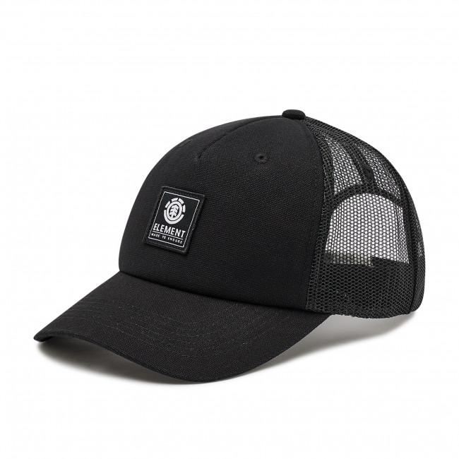 Cappello con visiera ELEMENT - Icon Mesh Cap U5CTB7 All Black