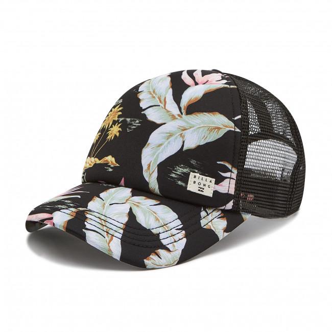 Cappello con visiera BILLABONG - Heritage Mashup W9CT01BIP1 Black/Mint 300