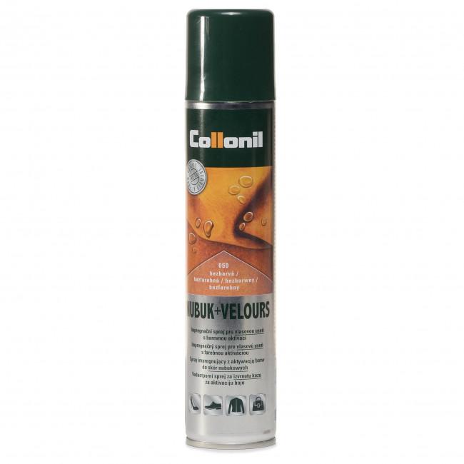 Impermeabilizzante per scarpe COLLONIL - Nubuk+Velours Bezbarwny 050