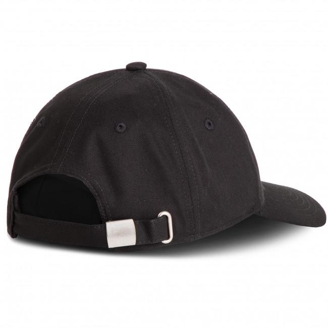 Cappello con visiera FILA - Dad Cap Strap Back 686004 Black 002 - Donna - Cappelli - Accessori tessili - Accessori