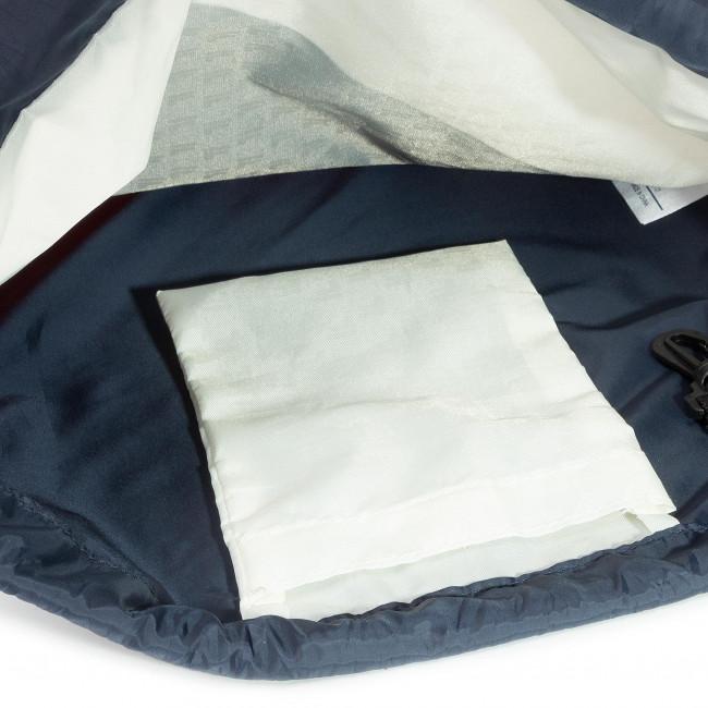 Zaino FILA - Gym Sack Double Mesh 685127 Black Iris/True Red/Bright White G06 - Borse e zaini sportivi - Accessori