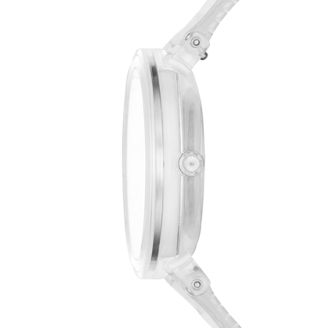 Orologio SKAGEN - Aaren Transparent Three SKW2858 White/White - Donna - Orologi - Accessori