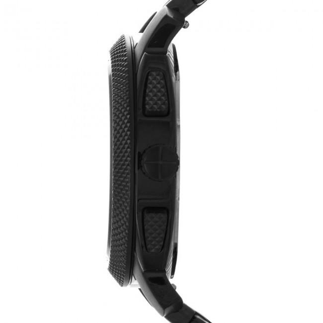 Black Fs4552 Fossil black Accessori Uomo Orologio Machine Orologi 2DI9WHYE