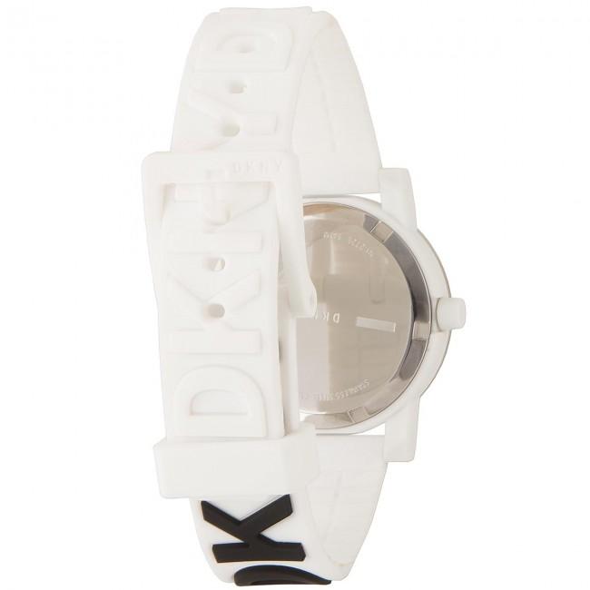 Donna Orologio Soho Accessori Ny2725 silver Dkny black Orologi White 5LAcjq43R