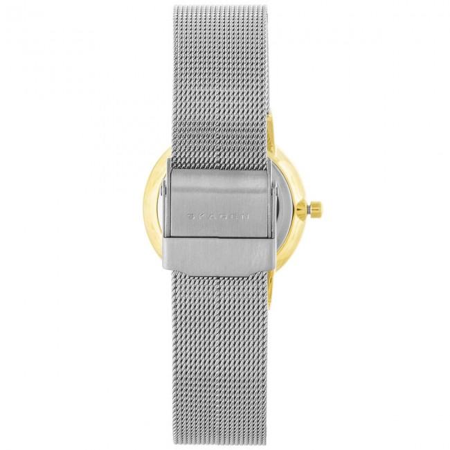 steel Silver Freja gold 358sgscd Orologi Orologio Skagen Accessori Donna XZuiPk