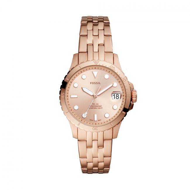 Orologio FOSSIL - FB-01 ES4748  Rose Gold