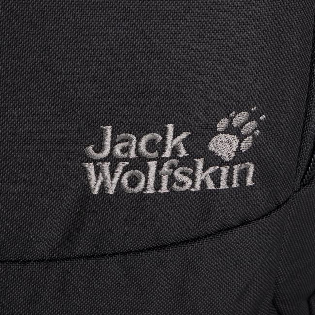 Zaino JACK WOLFSKIN Perfect Day 2007681 6000 Black Borse
