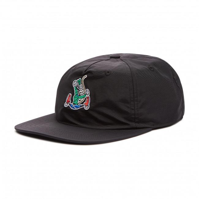 Cappello con visiera adidas - Goofy Cap GD5510 Black/White