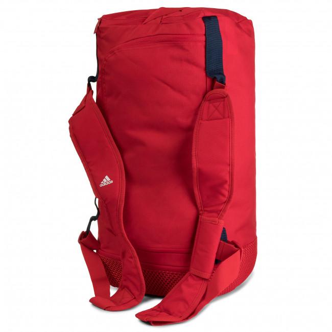 Borsa adidas - Afc Du M EH5098 Scarle/Conavy/White - Borse e zaini sportivi - Accessori