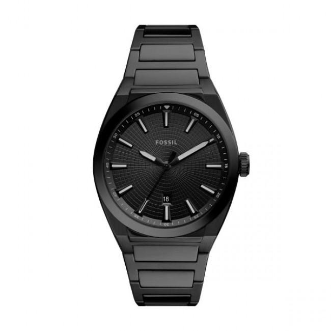 Orologio FOSSIL - Everett FS5824  Black/Black