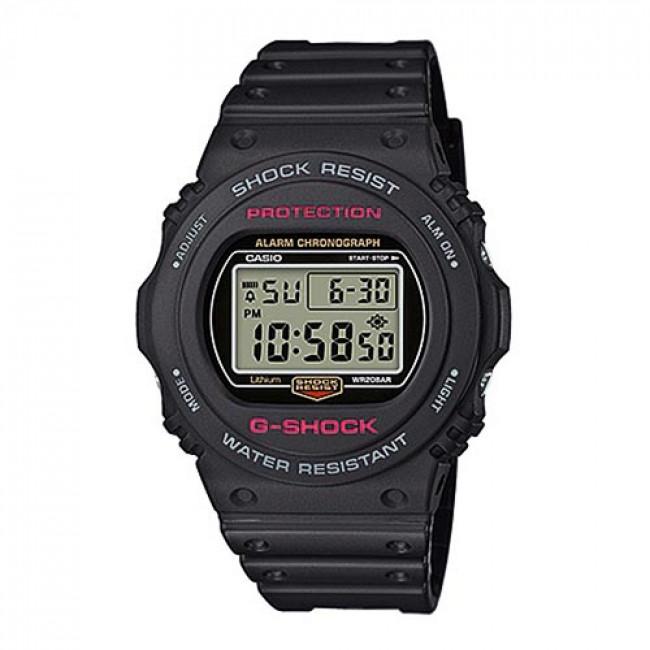 Orologio G-SHOCK - DW-5750E-1ER Black/Black