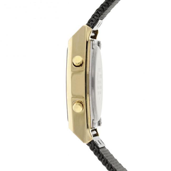 Orologio CASIO - Vintage LA690WEMB-1BEF Black/Gold - Donna - Orologi - Accessori