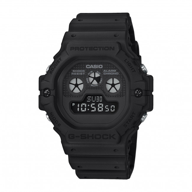 Orologio G-SHOCK - DW-5900BB-1ER Black/Black