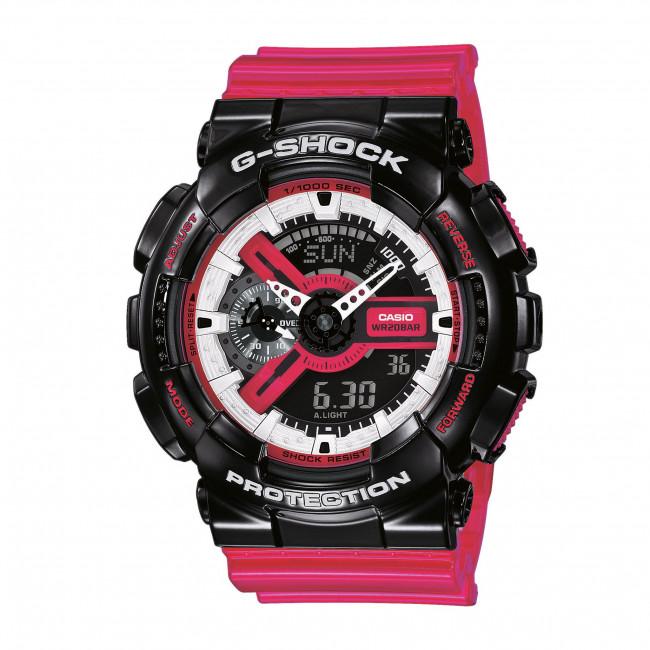 Orologio G-SHOCK - GA-110RB-1AER Pink/Black