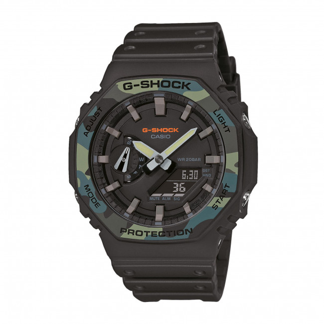 Orologio G-SHOCK - GA-2100SU-1AER Black