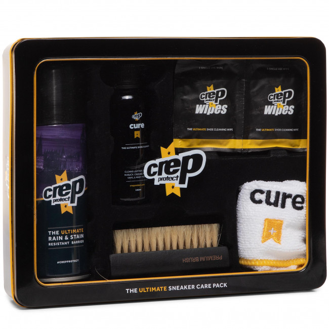 Kit per pulizia scarpe CREP PROTECT - The Ultimate Sneaker Care Pack