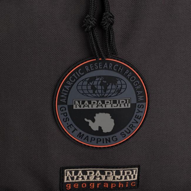 Zaino NAPAPIJRI - Voyage El N0YIXT Dark Grey Solid 198 - Borse e zaini sportivi - Accessori