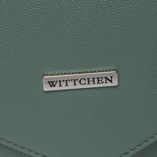 Borsa WITTCHEN - 90-4Y-707-Z Verde - Borse a tracolla - Borse