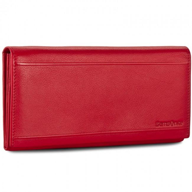 Portafoglio grande da donna SAMSONITE 001 01460 0272 04 F.Red