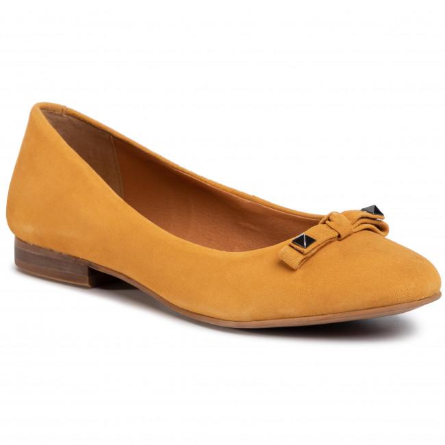 Ballerine LASOCKI - RST-035-01 Yellow