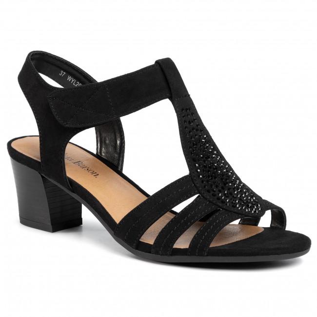 Sandali CLARA BARSON - WYL2056-1 Black