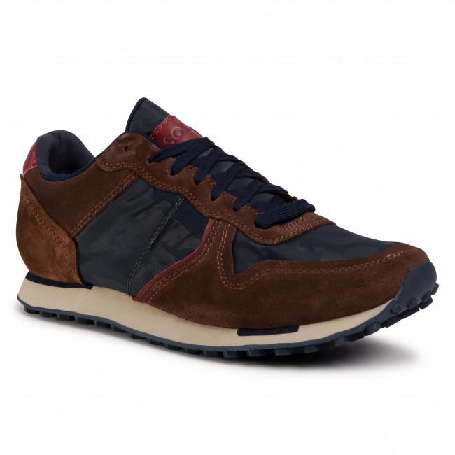 Sneakers LASOCKI FOR MEN - MB-TARO-01 Cobalt Blue