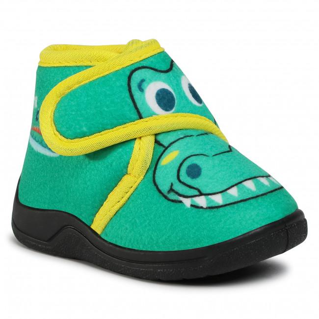 Pantofole ACTION BOY - 18SWN3103 Green