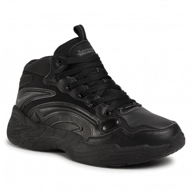 Sneakers SPRANDI - MP40-9086Y Black