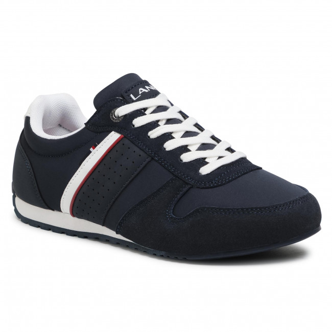 Sneakers LANETTI - MP07-01378-01 Cobalt Blue