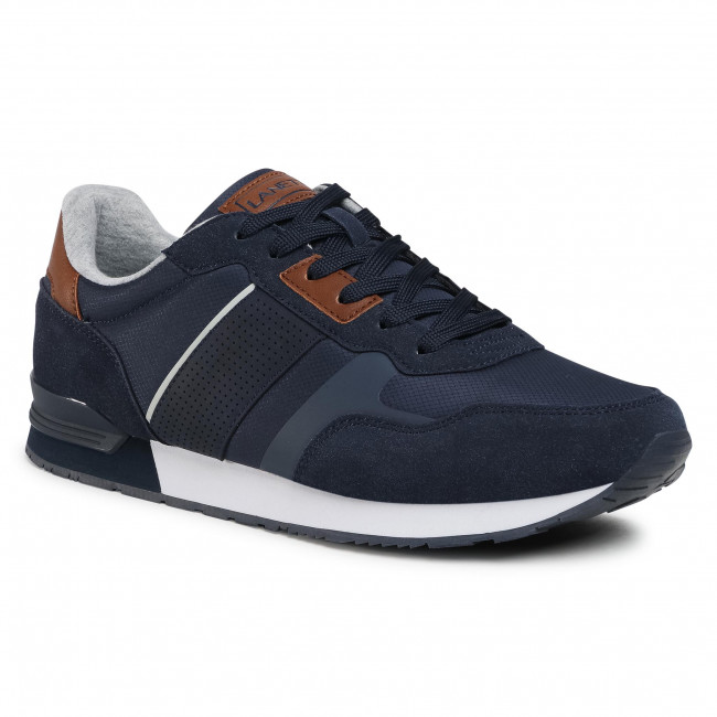 Sneakers LANETTI - MP07-7061-11A Cobalt Blue