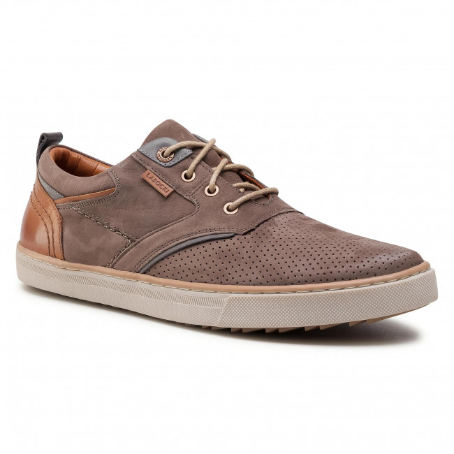 Sneakers LASOCKI FOR MEN - MI08-C755-755-15 Beige