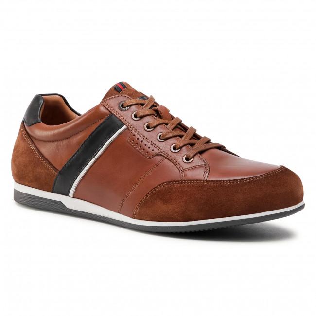 Sneakers GINO ROSSI - MI08-C666-667-12 Brown
