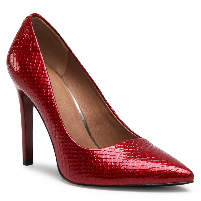 Scarpe stiletto JENNY FAIRY - WYL2502-1 Red