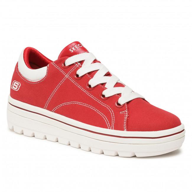 Sneakers SKECHERS - 74100 DKRD Red
