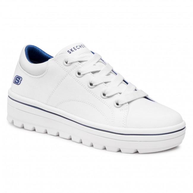 Sneakers SKECHERS - 74100 White