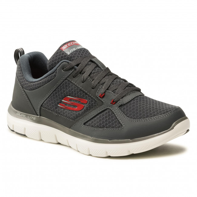 Scarpe SKECHERS - 52189 CCRD Grey