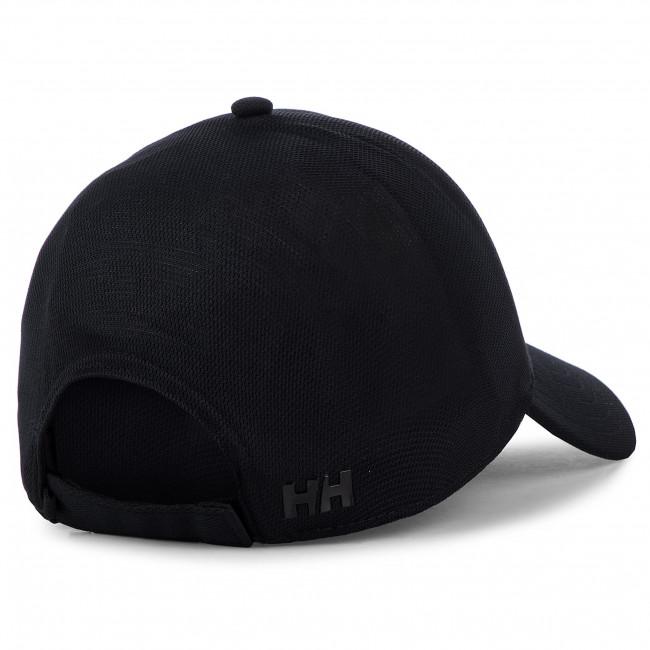 Cappello con visiera HELLY HANSEN - Hp Foil Cap 67397 Black 990 - Uomo - Cappelli - Accessori tessili - Accessori