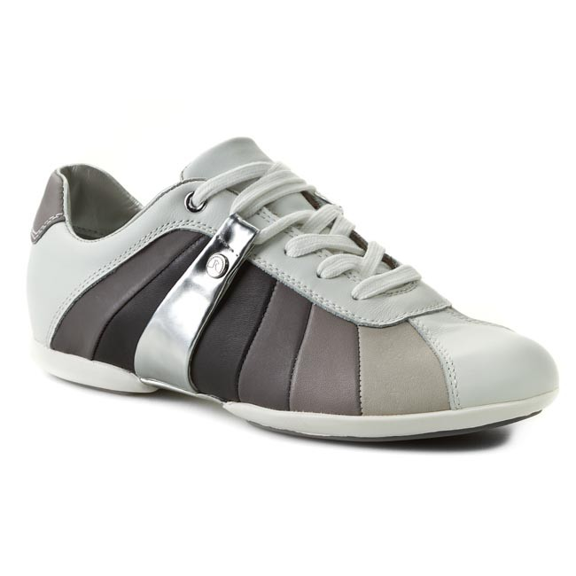 Scarpe basse GEOX BY PATRICK COX D Blob A D42B3A 08543 C1108 Optic WhiteGrey C1108 Optic WhiteGrey