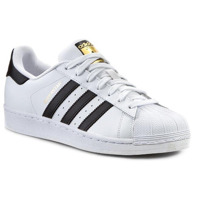 Scarpe C77124 Sneakers Ftwwhtcblackftwwht Superstar Adidas HIDEW29