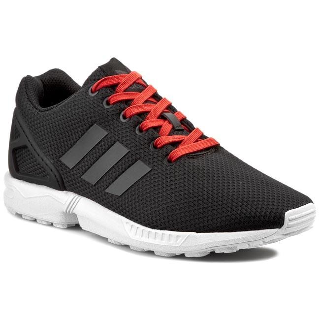 Scarpe adidas ZX Flux M19840 Black1White Sneakers