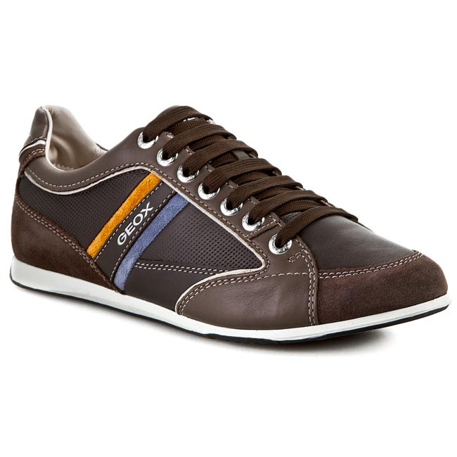 U01z2p Geox Sneakers P C6137 Andrea 00043 Ebonytaupe U wP80Okn