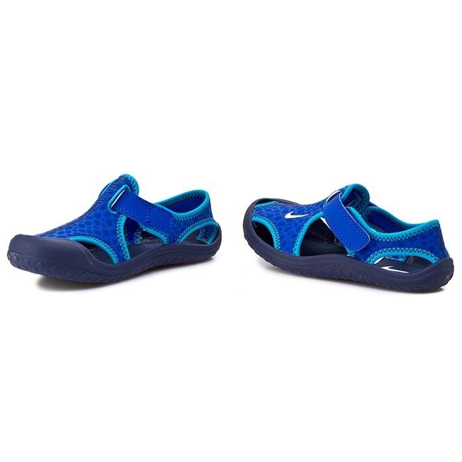 Sandali NIKE Sunray Protect 344926 409 Lyon BlueWhite MidNvy Bl Lgn