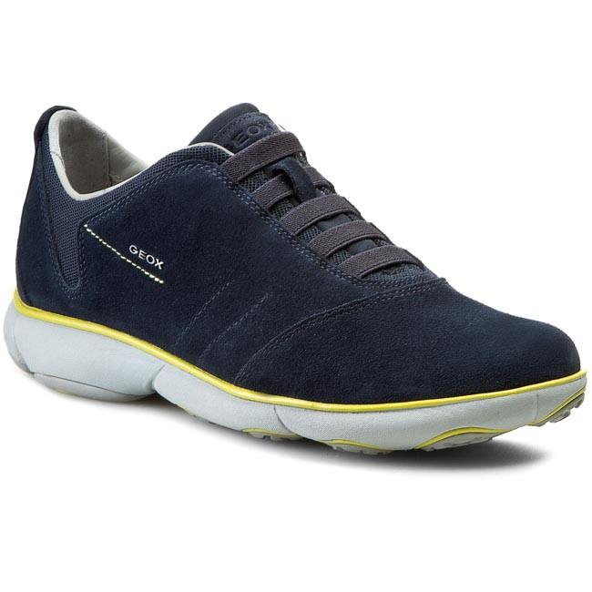 Sneakers Geox U Nebula Blu Uomo Saldi :