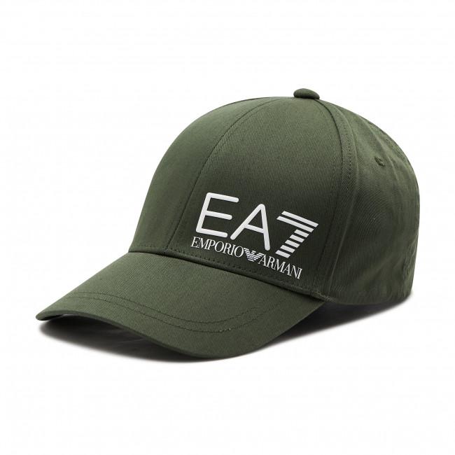 Cappello con visiera EA7 EMPORIO ARMANI - 275936 1P103 01388 Climbing Ivy